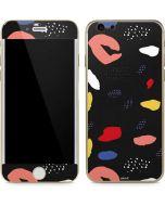Dark Color Pop iPhone 6/6s Skin
