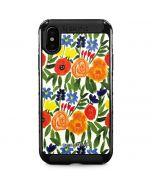 Garden 6 iPhone X Cargo Case