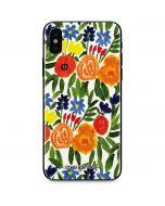 Garden 6 iPhone X Skin