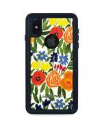 Garden 6 iPhone XS Waterproof Case