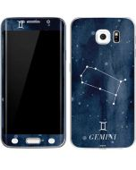 Gemini Constellation Galaxy S6 Edge Skin