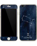 Gemini Constellation iPhone 6/6s Skin