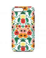 Geometric Flowers iPhone 7 Plus Pro Case