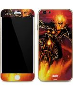 Ghost Rider Drags Chain iPhone 6/6s Skin
