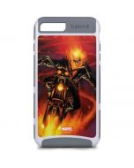Ghost Rider Drags Chain iPhone 8 Plus Cargo Case