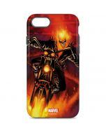 Ghost Rider Drags Chain iPhone 8 Pro Case