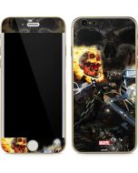 Ghost Rider Laughs iPhone 6/6s Skin
