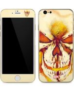 Ghost Rider Skull iPhone 6/6s Skin