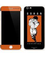 Gohan Combat iPhone 6/6s Plus Skin