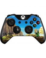 Gohan Power Punch Xbox One Controller Skin