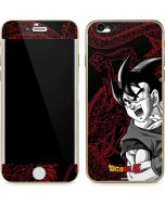 Goku and Shenron iPhone 6/6s Skin