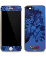 Goku Charging Up iPhone 6/6s Skin