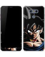 Goku Portrait LG G6 Skin