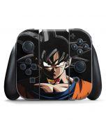 Goku Portrait Nintendo Switch Joy Con Controller Skin