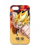Goku Power Punch iPhone 8 Pro Case