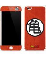 Goku Shirt iPhone 6/6s Plus Skin