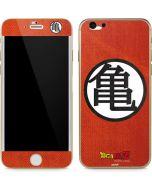 Goku Shirt iPhone 6/6s Skin
