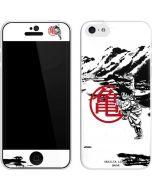 Goku Wasteland Bold iPhone 5c Skin