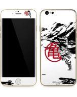 Goku Wasteland Bold iPhone 6/6s Skin
