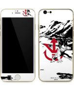 Vegeta Wasteland iPhone 6/6s Skin