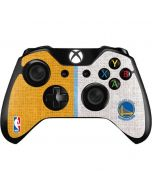 Golden State Warriors Canvas Xbox One Controller Skin