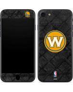 Golden State Warriors Dark Rust iPhone 7 Skin
