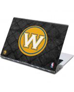 Golden State Warriors Dark Rust Yoga 910 2-in-1 14in Touch-Screen Skin