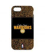 Golden State Warriors Elephant Print iPhone 8 Pro Case