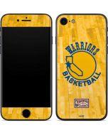 Golden State Warriors Hardwood Classics iPhone 7 Skin