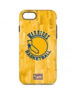 Golden State Warriors Hardwood Classics iPhone 8 Pro Case