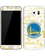 Golden State Warriors Historic Blast Galaxy S6 Skin
