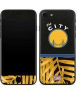Golden State Warriors Retro Palms iPhone 7 Skin