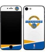 Golden State Warriors Split iPhone 7 Skin