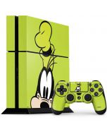 Goofy Up Close PS4 Console and Controller Bundle Skin