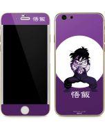 Gohan Monochrome iPhone 6/6s Skin