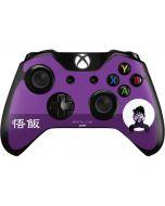 Gohan Monochrome Xbox One Controller Skin