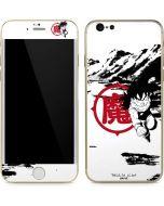 Gohan Wasteland iPhone 6/6s Skin