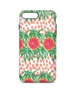 Graphic Grapefruit iPhone 7 Plus Pro Case