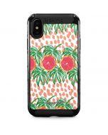 Graphic Grapefruit iPhone XS Max Cargo Case