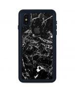 Graphite Black iPhone X Waterproof Case