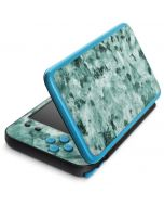 Graphite Turquoise 2DS XL (2017) Skin