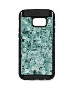 Graphite Turquoise Galaxy S7 Edge Cargo Case