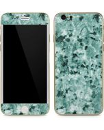 Graphite Turquoise iPhone 6/6s Skin