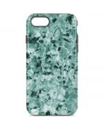 Graphite Turquoise iPhone 7 Pro Case