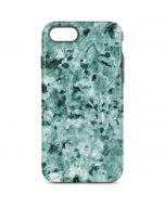 Graphite Turquoise iPhone 8 Pro Case