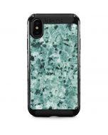 Graphite Turquoise iPhone X Cargo Case
