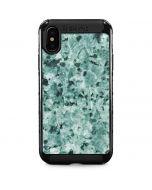 Graphite Turquoise iPhone XS Max Cargo Case
