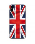 Great Britain Flag iPhone X Skin
