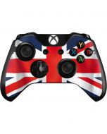 Great Britain Flag Xbox One Controller Skin