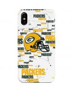 Green Bay Packers - Blast iPhone XS Max Lite Case